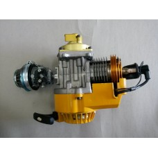 High Performance Engine for Pocketbike Air Cool QT