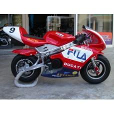 New Pocketbike CBU Ducati Black Rims